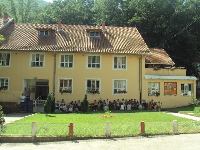 Dom Kulina - ženski paviljon