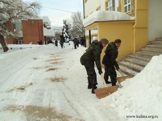 Dom Kulina - Zavejan Dom u Kulini - 1